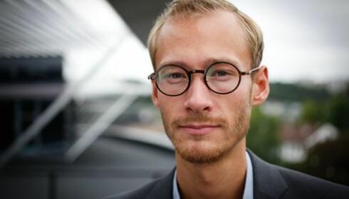 Helge Blyberg i Forbrukertilsynet. Foto: Forbrukertilsynet