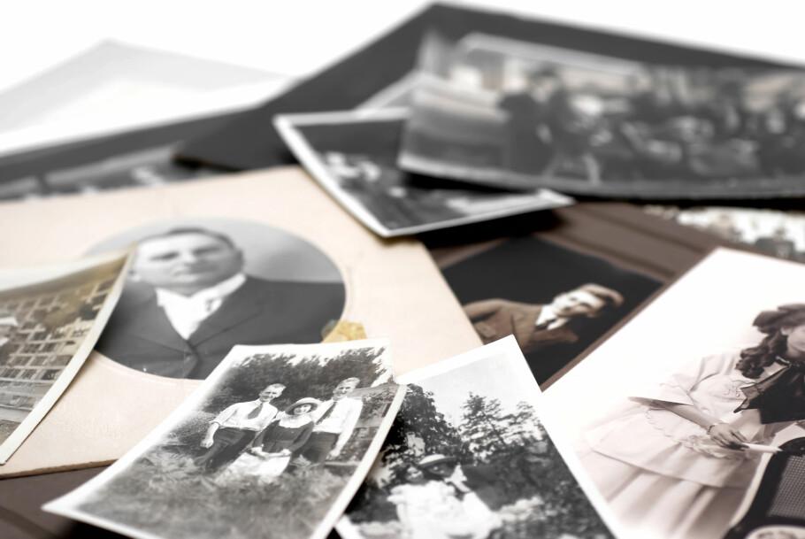 SLEKTSFORSKNING: Dykker du inn i arkiver kan du finne mye spennende informasjon om dine forfedre. Foto: AP Photo/Daniel Maurer