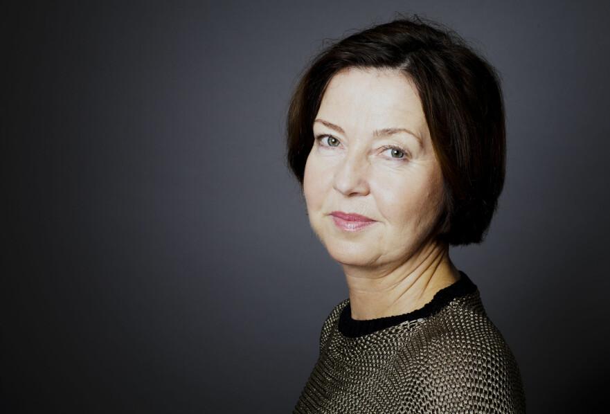 SVINDELEKSPERT: Anne Dybo i Økokrim sier mange svindles fordi de ikke godt nok skjønner hvordan sosiale medier fungerer. Foto: Økokrim