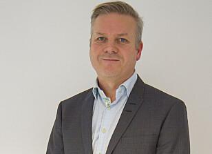 Bjarte Malmedal jobber med datasikkerhet i NorSIS. Foto: NorSIS.