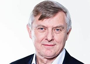 Forbundsleder i Hørselshemmedes Landsforbund, Morten Buan. Foto: HLF