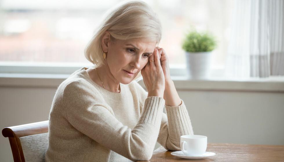 HUKOMMELSE: Hadde du god hukommelse som ung, er det sannsynlig at den holder seg relativt bra når du er gammel. Foto: Shutterstock