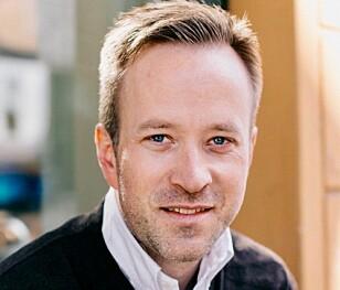 HJERTEFORFATTER: Jørgen Gravning har doktorgrad innen hjertemedisin, og har skrevet bok om hjertet. Foto: Aschehoug
