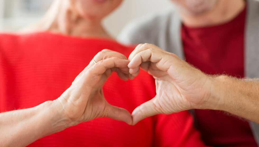 HJERTEHELSE: Det som er god hjernehelse er også god hjertehelse, ifølge ekspertene. Foto: Shutterstock.