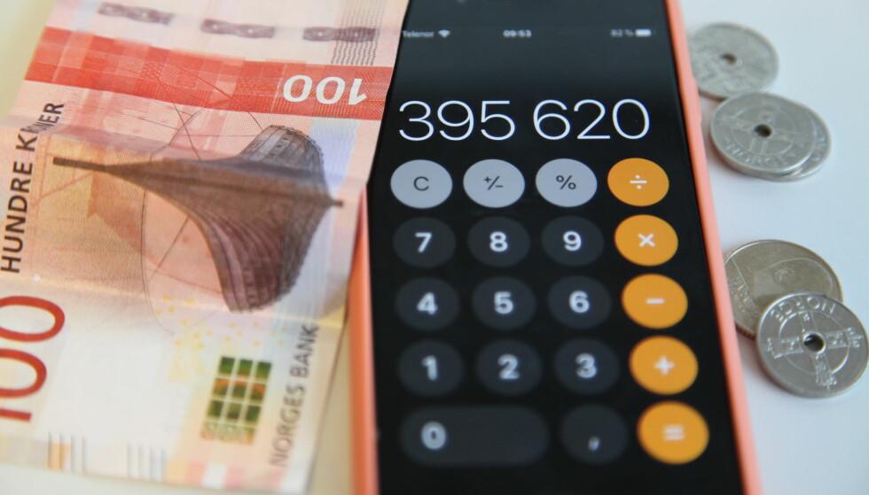 SKATTEREGLER: Du betaler mindre skatt som pensjonist. Foto: Lisa Wisløff