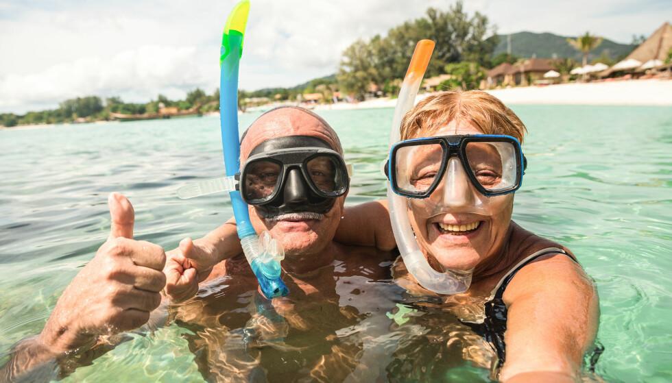 SYDEN: Mange pensjonister flytter til utlandet. Foto: Shutterstock