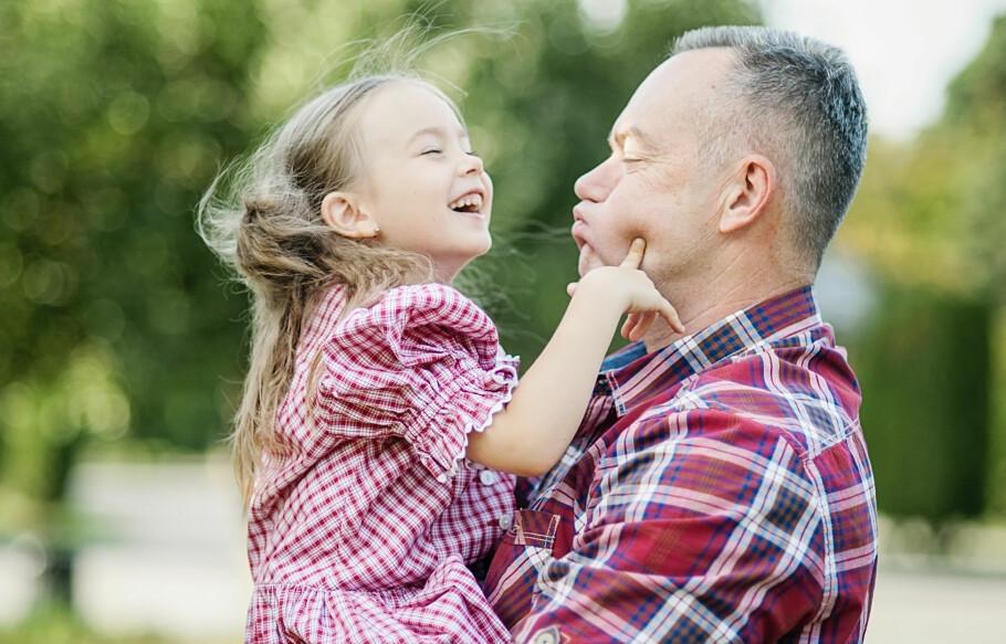 BEST: Vi liker dem så godt at vi rett og slett kaller dem bestefar og bestemor. Foto: Shutterstock