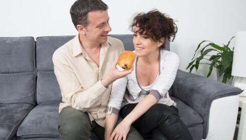 FLERE ÅR MED PARTNEREN: Eldre vil få mer tid mer partneren i fremtiden. Foto: Shutterstock / NTB scanpix.