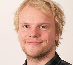 MER SELVSTENDIGE ELDRE: Adrian Farner Rogne tror eldre om 20 år kommer til å bli mer selvstendige. Foto: UIO.