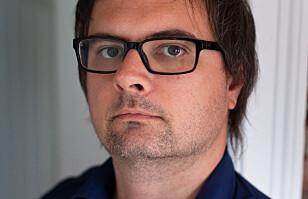 MANGE SPILL SOM PASSER FOR VOKSNE: Jarle Hrafn Grindhaug mener det er mange spill som egner seg for voksne: Foto: Privat.