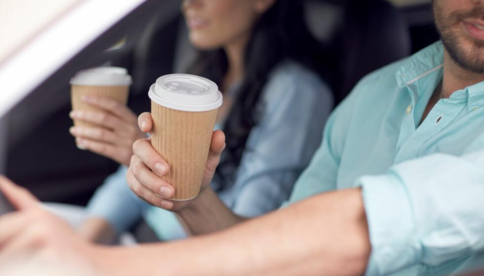BARE DRIVSTOFF?: Betaler du kun for drivstoff når du sitter på med noen? Foto: Syda Productions / Shutterstock / NTB scanpix.