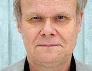 Torgrim Sørnes er lege og forfatter av fire bøker som tar for seg norske henrettelser i perioden 1765 - 1876. Foto: Privat