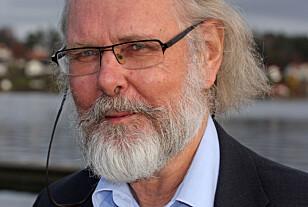 FORSKER: Nils Christian Stenseth ved Universitetet i Oslo. Foto: UiO