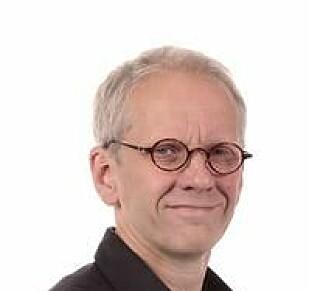 PROFESSOR: Ole Georg Moseng, professor i historie ved Universitetet i Sørøst-Norge. Foto: USN.