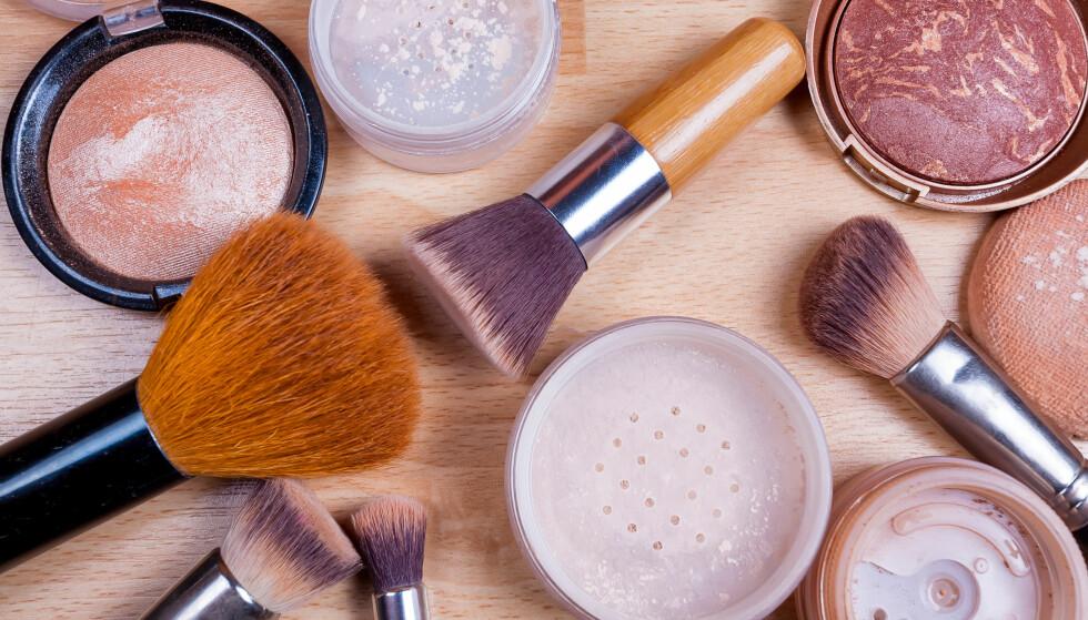 KAN VÆRE DYRETESTET: Kosmetikk du kjøper i Norge kan være involvert i dyretesting. Foto: NTB scanpix.