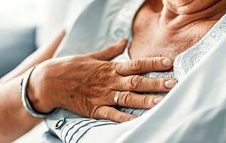 Mange har hjerteflimmer uten å vite det