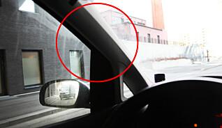 Synes du denne er i veien når du kjører bil?