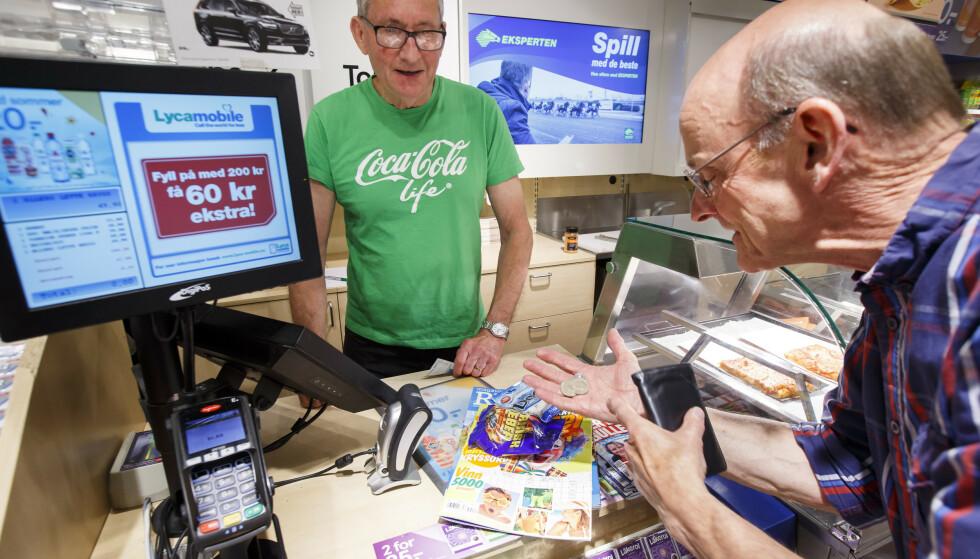 Pensjonsreformen legger opp til at eldre bør være i form til å jobbe lenger, men har arbeidslivet plass til eldre arbeidstakere, spør forskerne. Foto: Heiko Junge / NTB scanpix