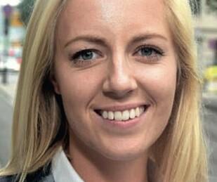 ARTIKKELFORFATTEREN: Christina Steimler er utdannet jurist og jobber som advokat. Hun driver Indem Advokatfirma i Oslo, som bistår forbrukere i bl.a. arve- og familierett, personskadeerstatning og arbeidsrett. Foto: Privat