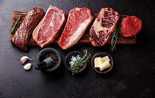 «Kjøttdietten» kan være direkte farlig