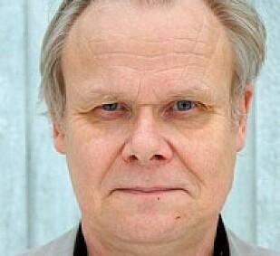 TORGRIM SØRNES: Lege og forfatter av fire bøker som tar for seg norske henrettelser i perioden 1765 - 1876. Foto: Privat.
