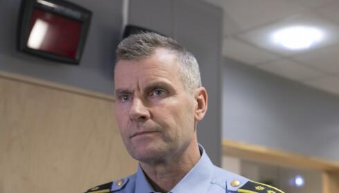 - GJEM SMYKKENE DINE: Terje Krogstad oppfordrer folk til å gjemme smykkene sine godt. Foto: Politiet.
