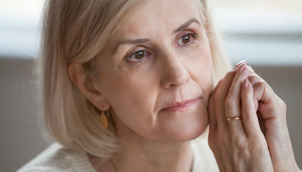 HVILKE RETTIGHETER HAR DU? Vet du hvilken rettigheter du har i forhold til pensjon når partneren din dør? Foto: Shutterstock