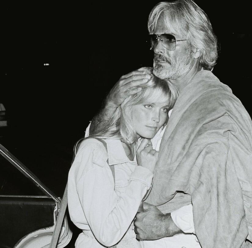 GAMMEL KJÆRLIGHET: Ekteskapet mellom Bo og John Derek holdt helt til han døde i 1988. FOTO: NTB Scanpix