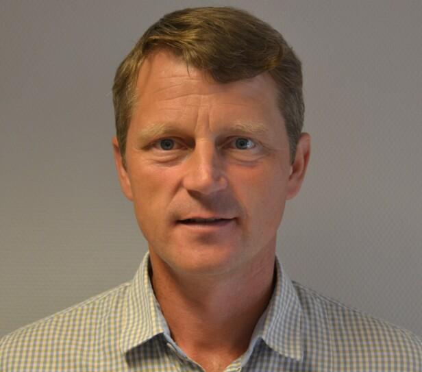 BEKLAGER: Tor Edvard Aal beklager at NAV ikke sjekket pensjonen til Grønningsæter nøye nok. Foto: NAV.