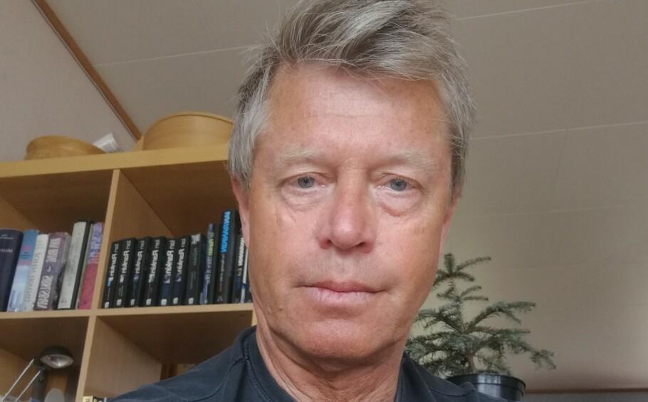 SØKTE FEIL: Terje Grønningsæter søkte på feil ytelse, og ble straffet knallhardt. Foto: Privat.