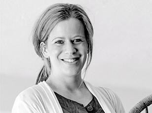 INTERIØR: Interiørarkitekt Anne-Linn Nyfelt er partner i Nyfelt og Strand interiørarkitekter AS. Foto: Privat.