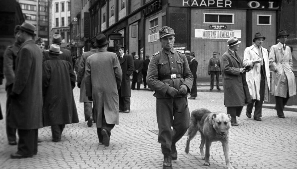 HVA KAN DU OM KRIGEN? Vet du hva som skjedde i Norge under andre verdenskrig? Foto: NTB / Scanpix.