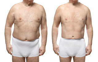 Allerede i 20-årene blir det vanskeligere å holde vekten