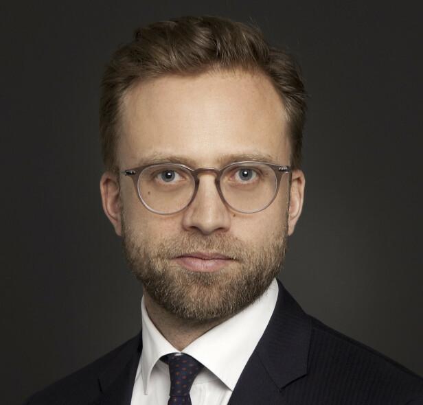 KRITISK: Nikolai Astrup (H), Norges første digitaliseringsminister, slettet sin personlige Facebook-konto som en protest for seks år siden. - Jeg har ikke savnet det ett eneste sekund, sier han. FOTO: Fotograf Sturlason/Utenriksdepartementet.