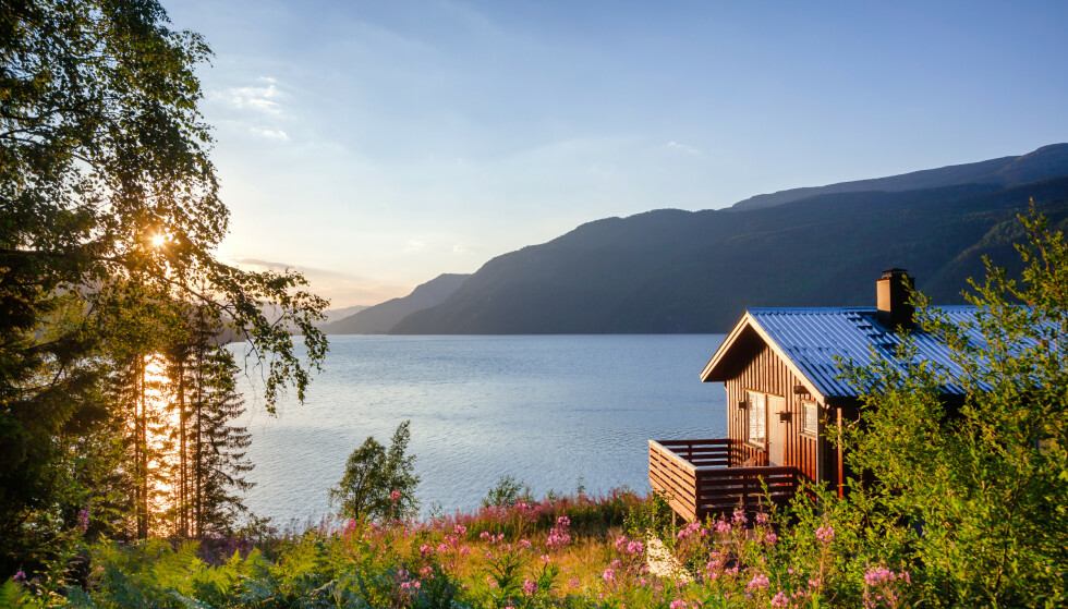 ARV ELLER GAVE: Du har full mulighet til å gi bort hytta mens du lever. Såfremt du ikke sitter i uskiftet bo.