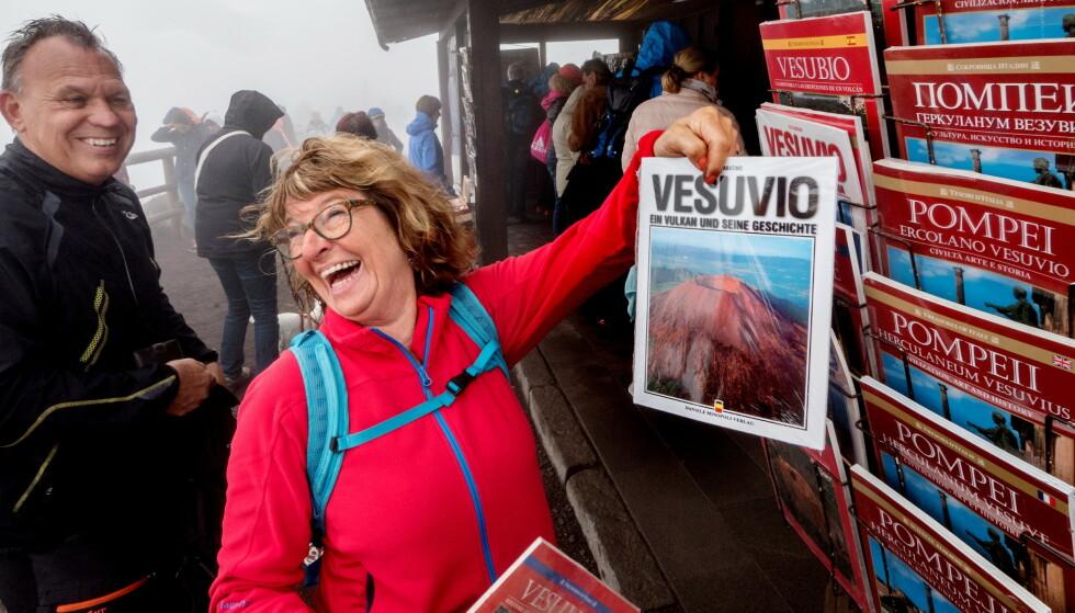 Dramatiske Vesuv