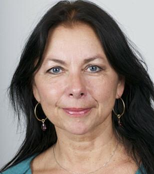 BENTE TRÆEN: Forsker og professor i helsepsykolog. Foto: UIO.