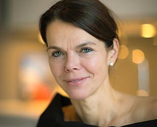 FORSKER: Professor i fysiologi, Linda Hildegard Bergersen, brenner for at vi må være mer fysisk aktive. Foto: Karl Henrik Nymo