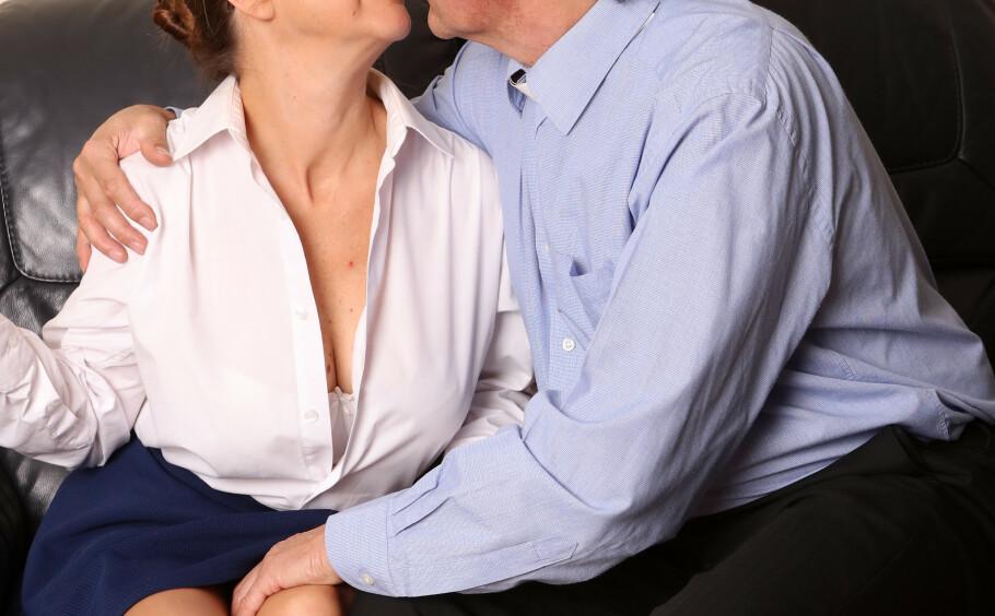 SEX I ELDRE ALDER: At eldre ikke har særlig med sex, er en klassisk myte. En norsk studie viser tvert i mot at eldre har mer sex i dag enn eldre før i tiden. Illustrasjonsfoto: NTB Scanpix.