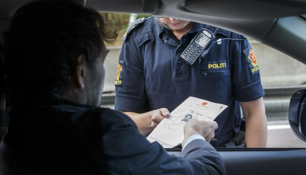 FØRERKORT FOR ELDRE: Fastleger har ansvar for å følge opp førerkort hos eldre over 75 år. Foto: NTB scanpix