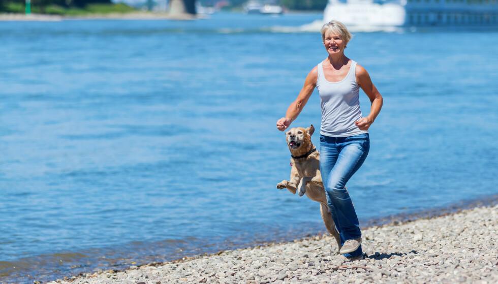 SYKDOM: Det kan være veldig tøft å få demens. Gjør det du kan for å forebygge. Foto: Shutterstock/NTB scanpix.