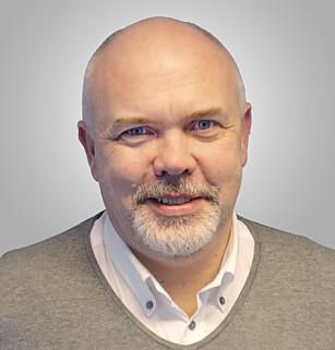 TRE GRUPPER: Ivar Kjærem forteller at godt voksne kan deles inn i tre grupper når det kommer til databruk. Foto: NorSIS.