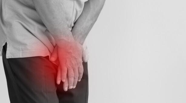RAMMER KUN MENN: Prostatakreft er det bare menn som får. Foto: 9nong / Shutterstock / NTB scanpix.