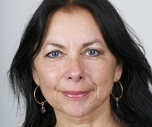 BENTE TRÆEN: Samlivsekspert og professor i helsepsykologi. Foto: Lasse Moer, UIO.