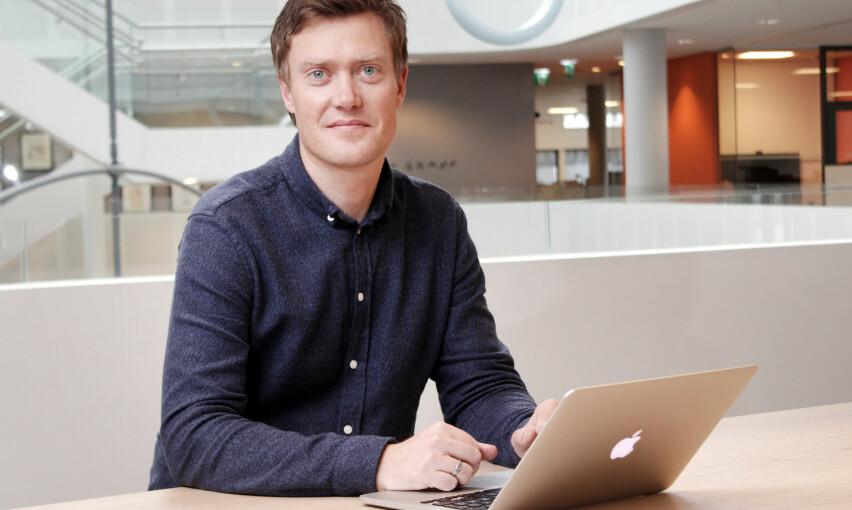 KILDEKRITIKK: Det er ofte temmelig enkelt å avsløre bløff ved å ta et kritisk blikk på hvem som har laget nyhetene, skriver Vi.no-redaktør Andreas Heen Carlsen. Foto: Ole Petter Baugerød Stokke