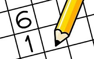 Spill sudoku gratis her