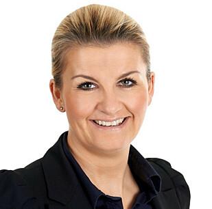 PENSJONSEKSPERT: Ann Kristin Thue Tveit, autorisert finansiell rådgiver i Fana Sparebank. Foto: Fana Sparebank.