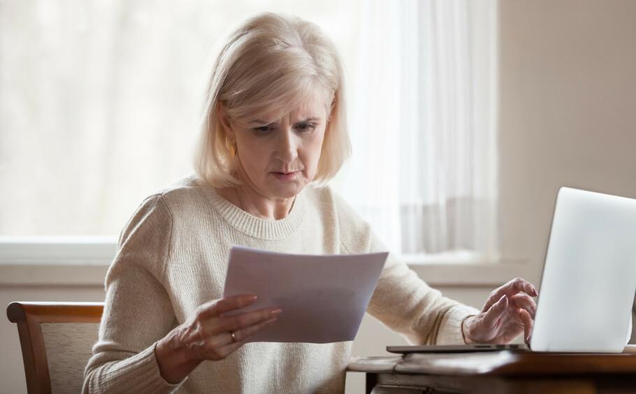 KOMPLISERT: Å forstå seg på pensjon, og hvilken pensjonsordning du har, hva den innebærer, hvor mye du får utbetalt, og når du får den utbetalt, er vanskelig for svært mange av oss. I artikkelen under svarer to pensjonseksperter på det vi lurer mest på. Illustrasjonsfoto: NTB Scanpix.