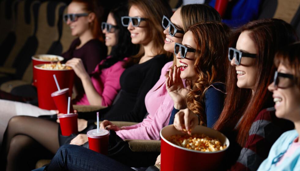 GLEMMER EN MÅLGRUPPE? Kunne storfilmer tjent på å satse mot godt voksne? Foto: AboutLife/Shutterstock/NTB scanpix.