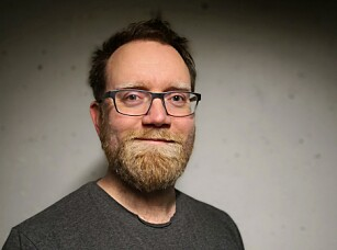 KAN IKKE TRENES OPP MERKBART: Mensaleder Eivind Olsen mener at IQen ikke kan trenes opp merkbart. Foto: Privat.